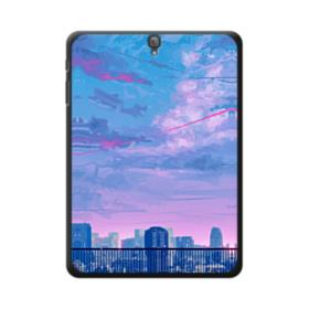 Sunset City Sky Samsung Galaxy Tab S3 9.7 Case