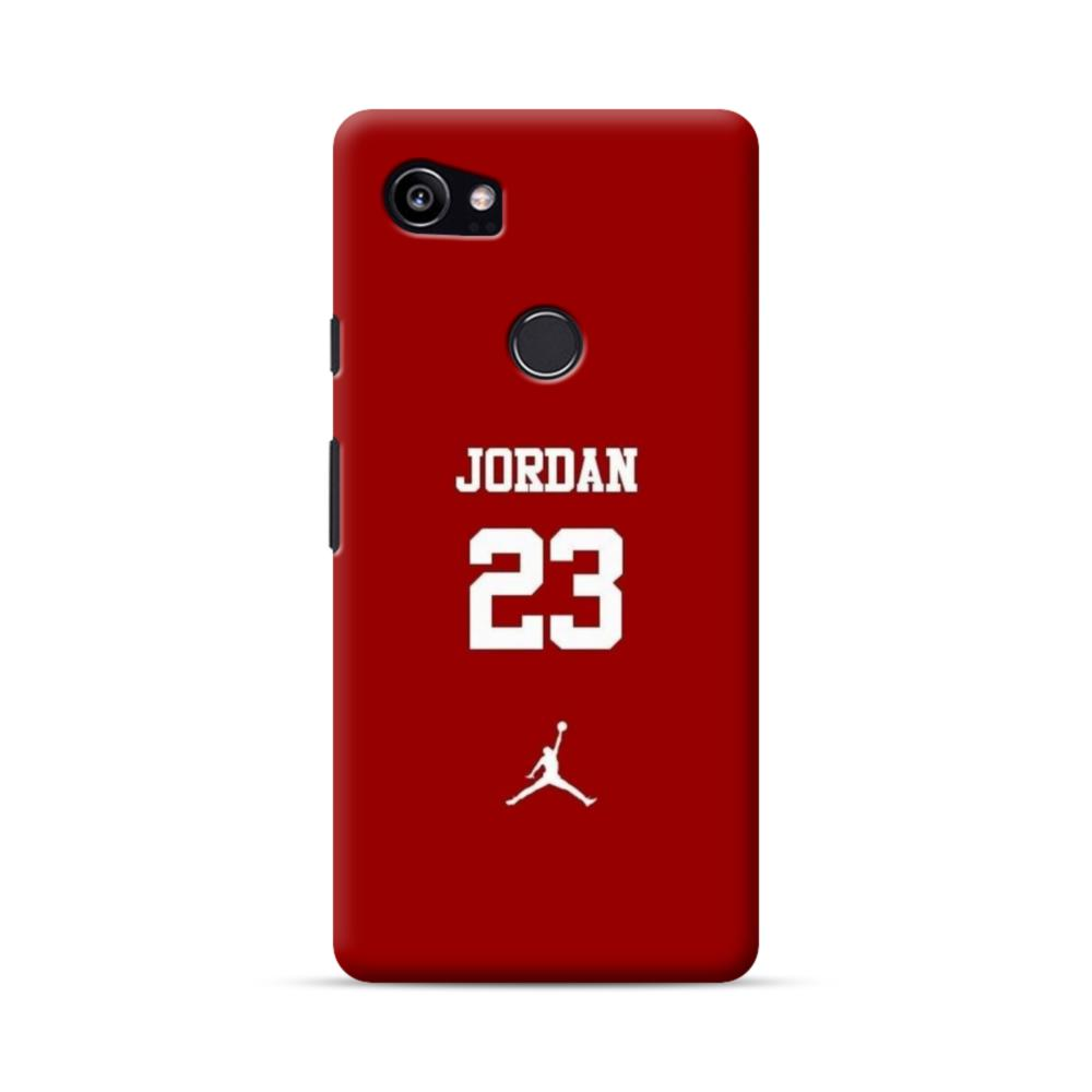 Jordan 23 Google Pixel 2 Xl Case Caseformula