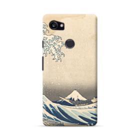The Great Wave off Kanagawa Google Pixel 2 XL Case