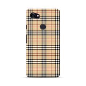 Burberry Tartan Google Pixel 2 XL Case
