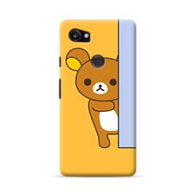 Rilakkuma Brown Bear Google Pixel 2 XL Case