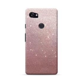 Rose Gold Glitter Google Pixel 2 XL Case