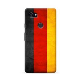 German Flag Vertical Bands Google Pixel 2 XL Case