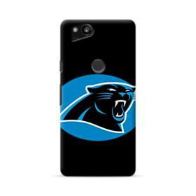 Carolina Panthers Logo Round Google Pixel 2 Case