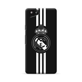 Real Madrid Team Logo Black White Google Pixel 2 Case