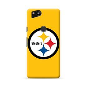 Pittsburgh Steelers Team Logo Round Google Pixel 2 Case
