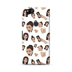 Kim Kardashian Emoji Kimoji seamless Google Pixel 2 Case