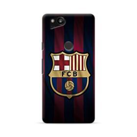 FC Barcelona Logo Fabric Google Pixel 2 Case