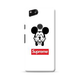 Disney Mickey Mouse x Supreme Google Pixel 2 Case