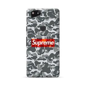 Bape x Supreme Google Pixel 2 Case