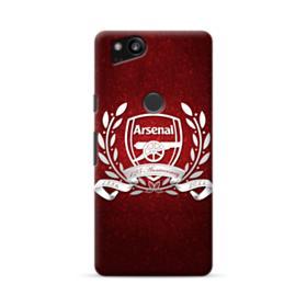 Arsenal Football Club Emblem Google Pixel 2 Case