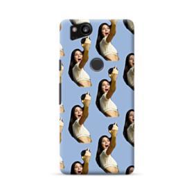 Kendall Jenner funny  Google Pixel 2 Case
