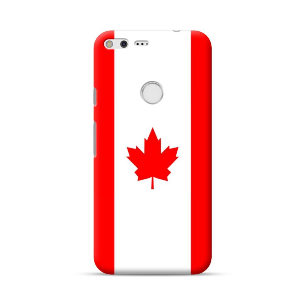 timeless design d1eb8 f62b8 Flag of Canada Google Pixel XL Case