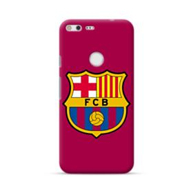 FC Barcelona Logo Wine Red Google Pixel XL Case
