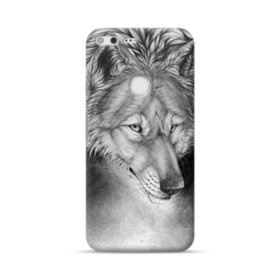 Dark Wolf Google Pixel XL Case