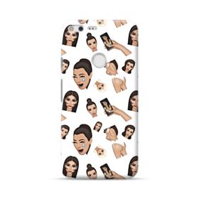 Kim Kardashian Emoji Kimoji seamless Google Pixel XL Case