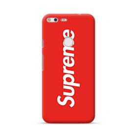 Red Supreme Google Pixel XL Case