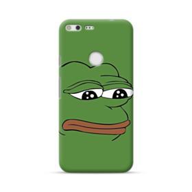 Sad Pepe frog Google Pixel XL Case