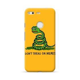 Pepe the frog don't tread on memes Google Pixel Case