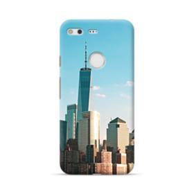 New York Skyline Google Pixel Case
