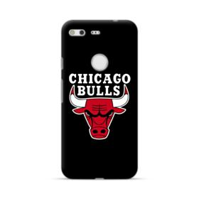 Chicago Bulls Team Logo Google Pixel Case
