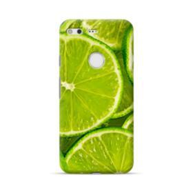 Green Lemon Google Pixel Case