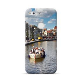 Amsterdam River View Google Pixel Case