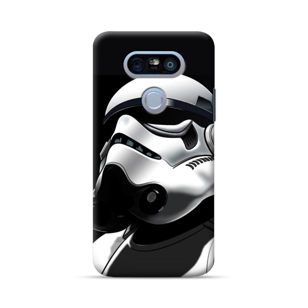 hot sale online 4af44 61130 Star Wars Stormtrooper LG G5 Case