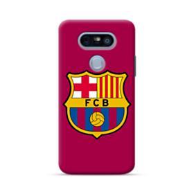FC Barcelona Logo Wine Red LG G5 Case