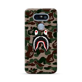 Bape shark camo print LG G5 Case