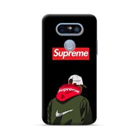Supreme x Nike Hoodie LG G5 Case