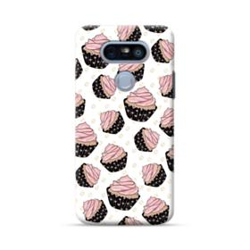 Pink Cup Cakes LG G5 Case