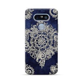 Cream Floral Moroccan Pattern  LG G5 Case