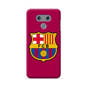 FC Barcelona Logo Wine Red LG G6 Case