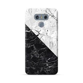 Black & White Marble  LG G6 Case
