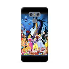 Disney Animated Cartoon Characters LG G6 Case