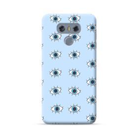 Eyes Seamless Pattern LG G6 Case