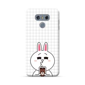 Line Friends Cony in Love LG G6 Case