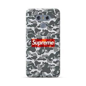 Bape x Supreme LG G6 Case