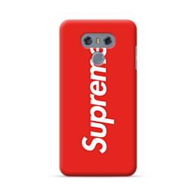 Red Supreme LG G6 Case