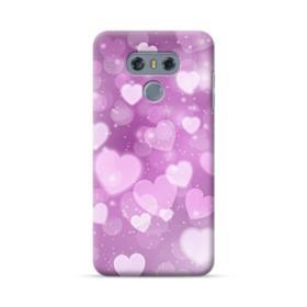 Aurora Hearts LG G6 Case