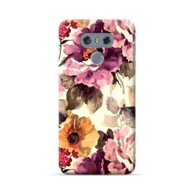 Watercolor Flower LG G6 Case