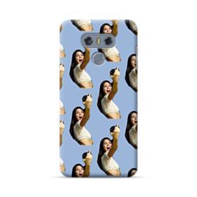 Kendall Jenner funny  LG G6 Case