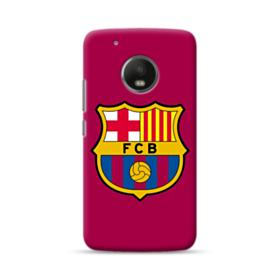FC Barcelona Logo Wine Red Moto G5 Case