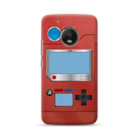 Pokedex Vintage Moto G5 Case