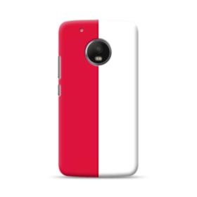 Flag of Poland Moto G5 Case