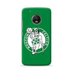 Boston Celtics Green Moto G5 Case
