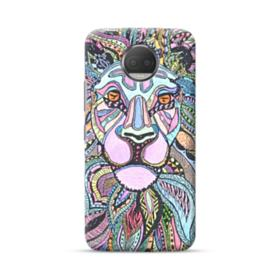 Lion Moto G5S Plus Case