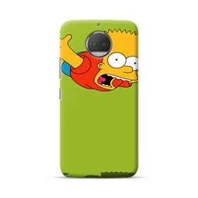 Bart in the air Moto G5S Plus Case