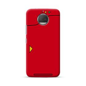 Pokedex Moto G5S Plus Case